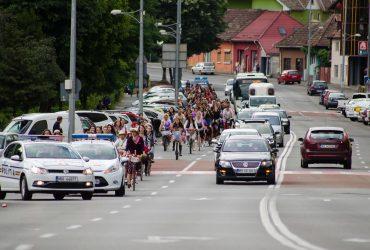 SkirtBike – Un eveniment despre biciclete și bicicliste